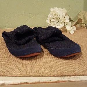 Acorn Sock Slippers